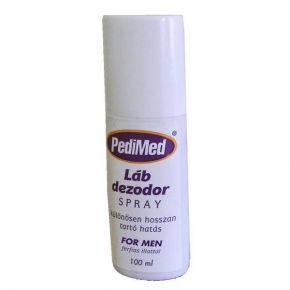 Pedimed Férfi lábdezodor spray